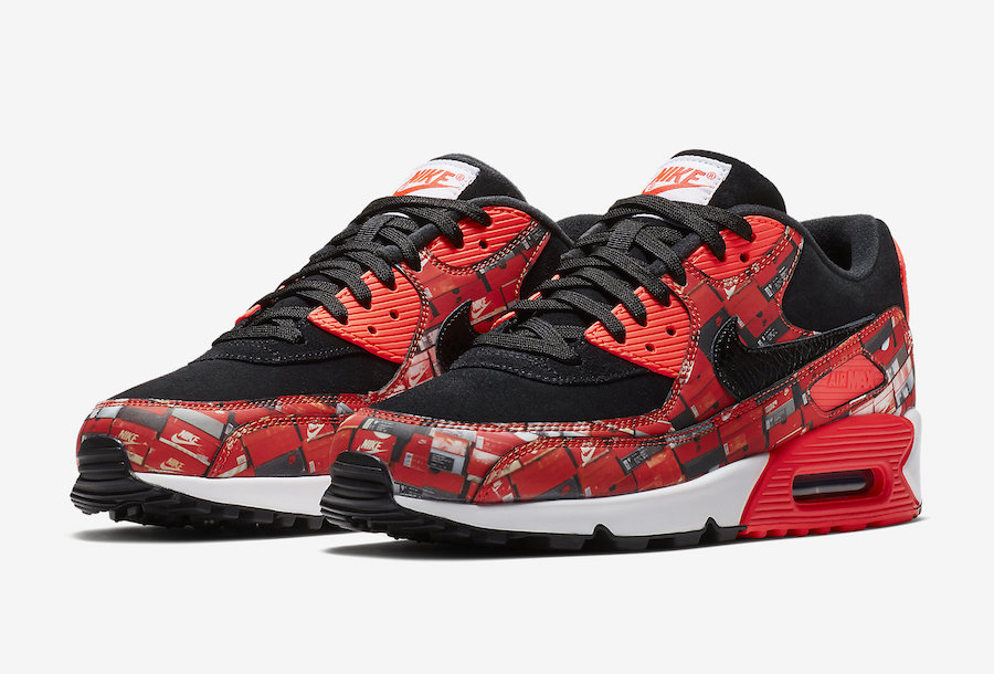 Nike Love Air We 90 Atmos X Max sxhrtdCQ