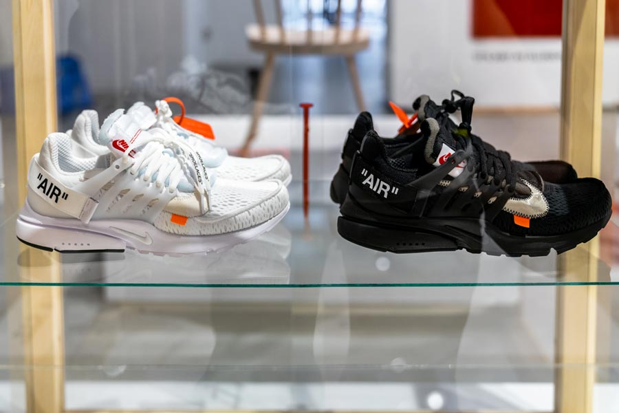 wholesale outlet presenting best website Deux nouvelles Off-White x Nike Air Presto à venir - Le Site ...