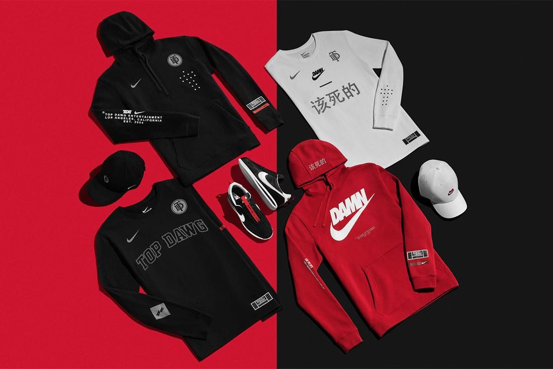 Collection De Kendrick Nike La Site Tour X Le Lamar Merch Official zqO4BT