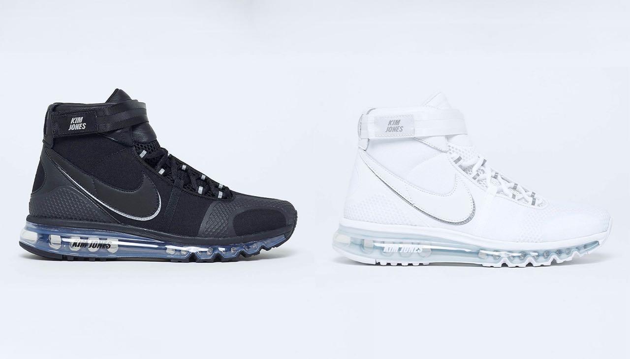 5d12043abf NikeLab x Kim Jones Air Max 360 High;