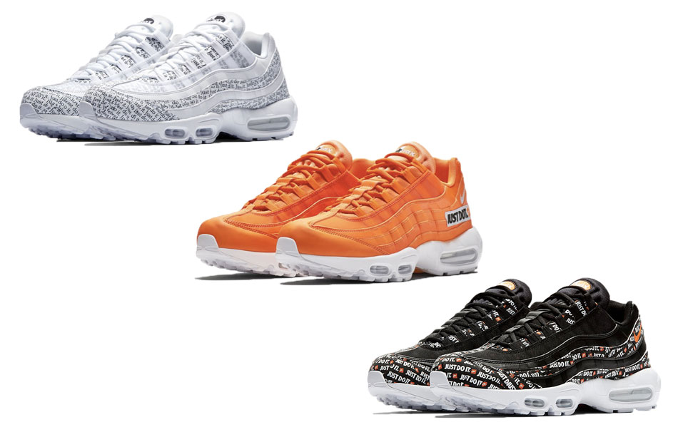 low priced b1ba8 366a0 Preview: Nike Air Max 95 Just Do It - Le Site de la Sneaker