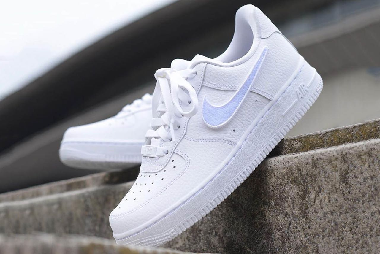 magasin en ligne dffdc b0bf3 Nike Air Force 1-100 White - Le Site de la Sneaker