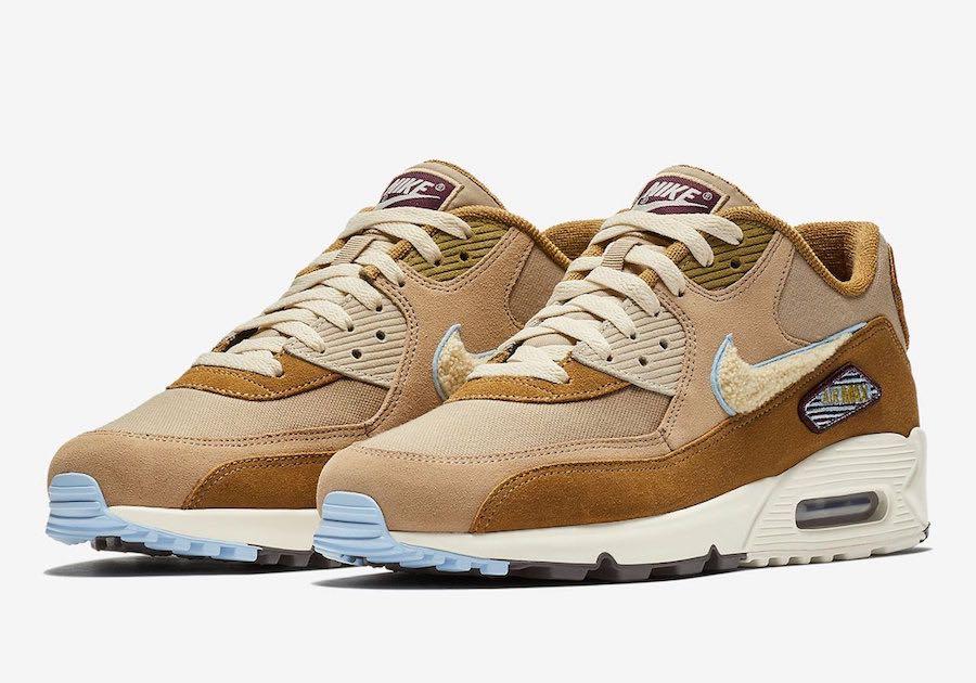 Preview: Nike Air Max 90 Chenille Le Site de la Sneaker