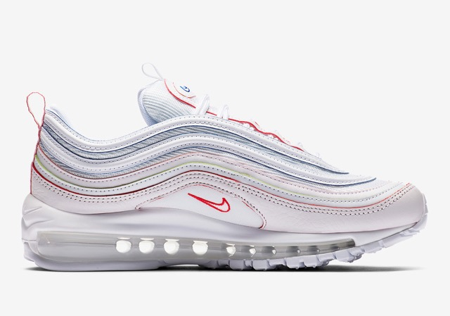 air max 97 arc en ciel