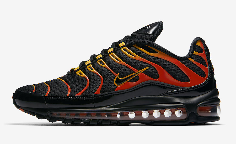 Nike Air Max 97 Plus Shock Orange