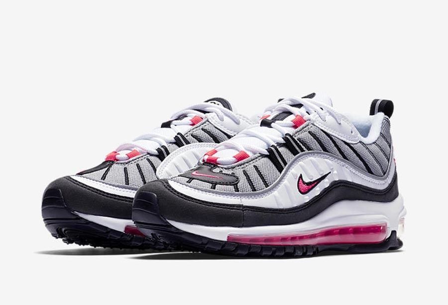 air max 98 rouge femme