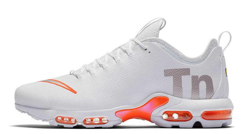 meilleur site web 28f28 c52c1 Nike Mercurial TN White Orange