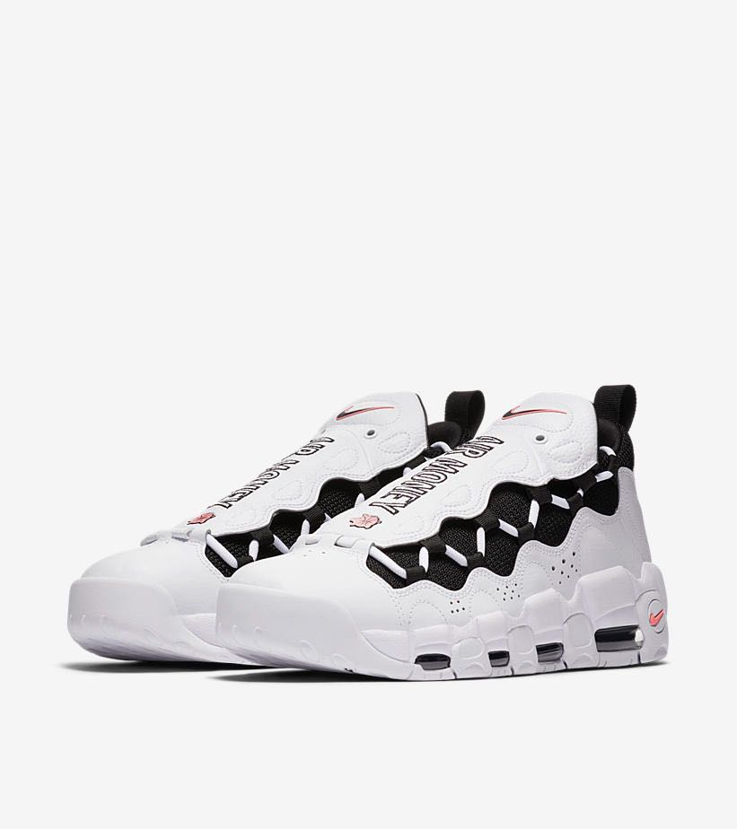 Site Money Le White Coral Sneaker Chalk La De Air More Nike 0pxqPw6OUc