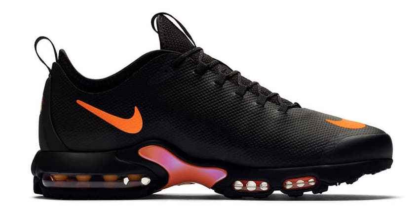 check out 504fe 9fe19 Nike Mercurial TN Black