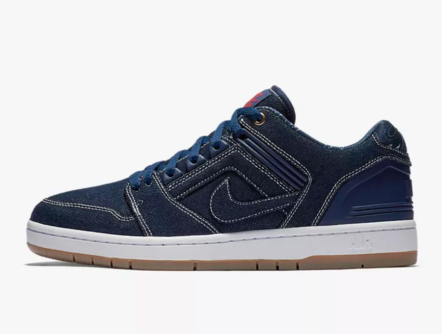 Sb 2 Air Low Force Nike Denim kTlwOZiuPX