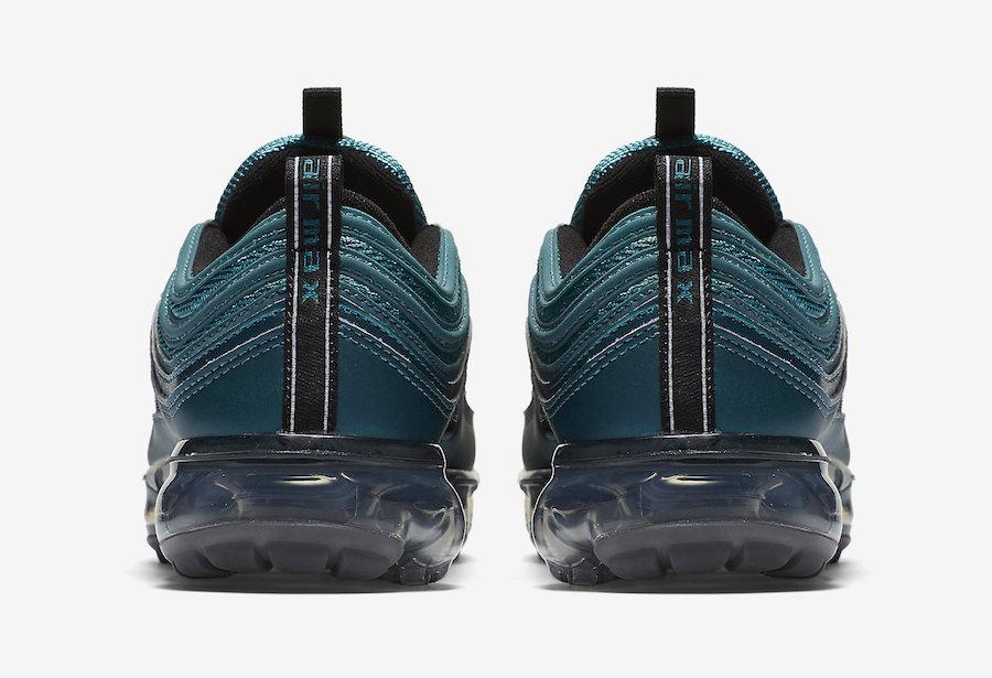 5c63b88d33 Nike WMNS Air VaporMax 97 Metallic Dark Sea - Le Site de la Sneaker