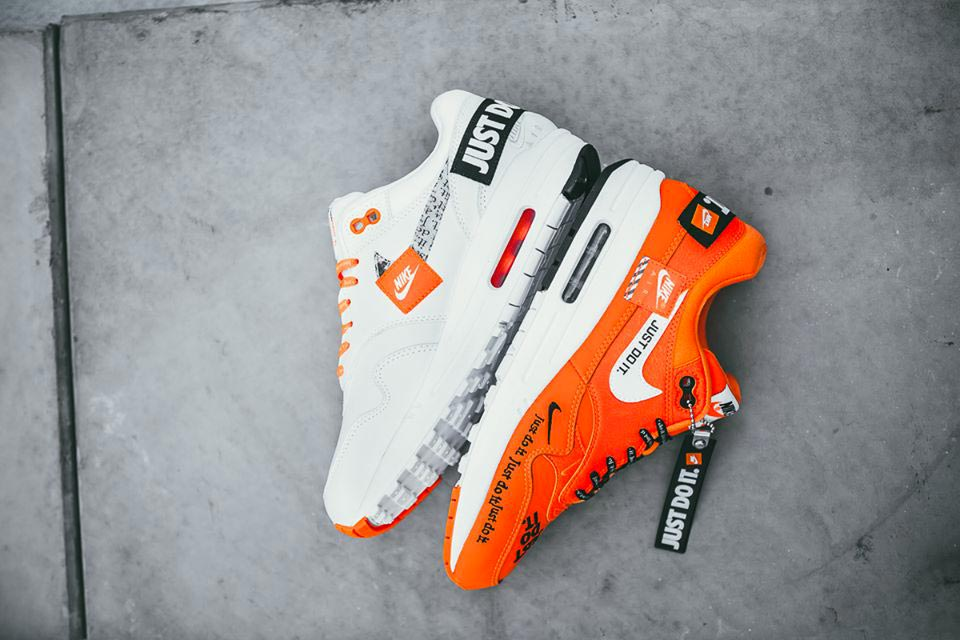 Nike Air Max 1 Just Do It Pack - Le Site de la Sneaker e09e57202
