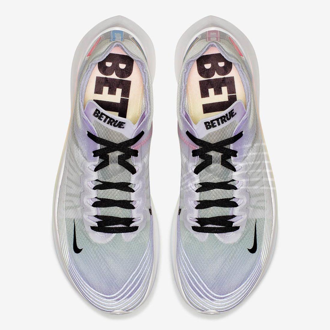 1e3dfdb17359 Nike Zoom Fly SP Be True - Le Site de la Sneaker