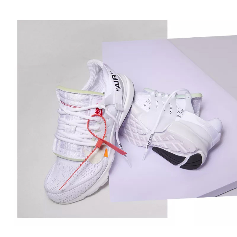 Off-White x Nike Air Presto White