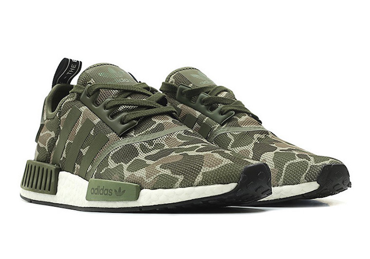 adidas NMD R1 Duck Camo Pack