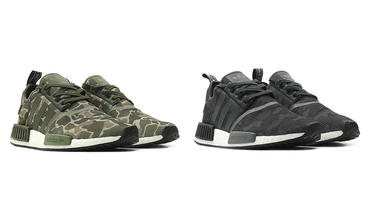 Camo Nmd Adidas R1 Pack Duck 6Y7gfvby