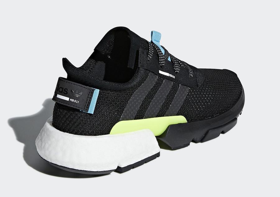 adidas POD-S3.1 Black Volt