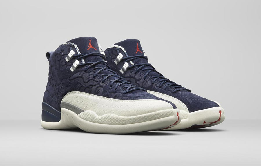 Air Jordan 12 International Flight Japan