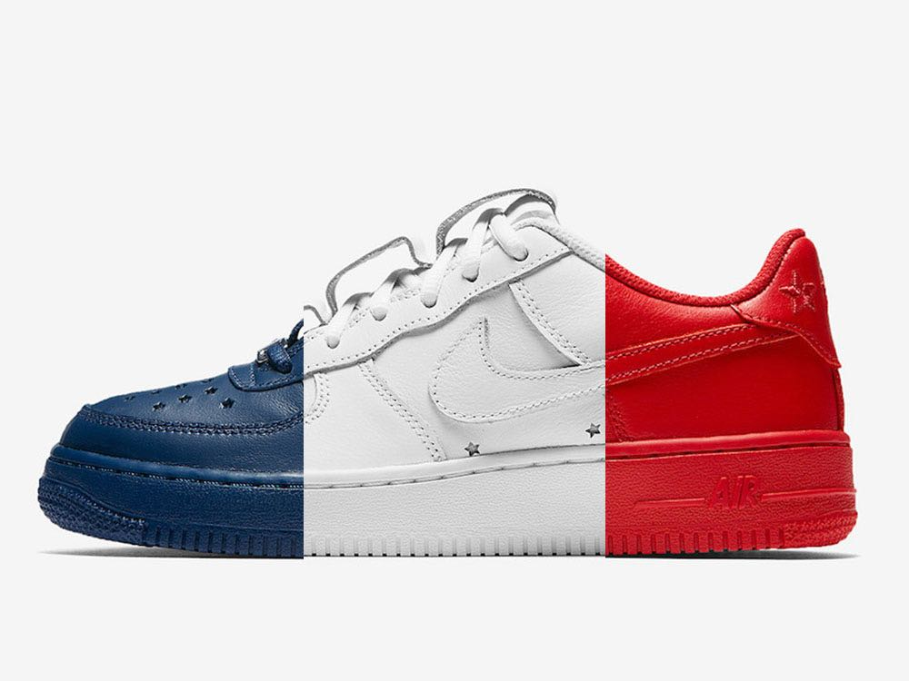 1 Force Nike Low Independence Day Pack Air uXZTlOiwPk