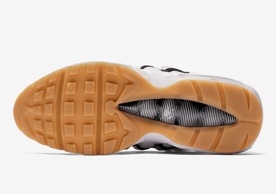 Une Nike Air Max 95 aux couleurs de la Juventus Le Site de