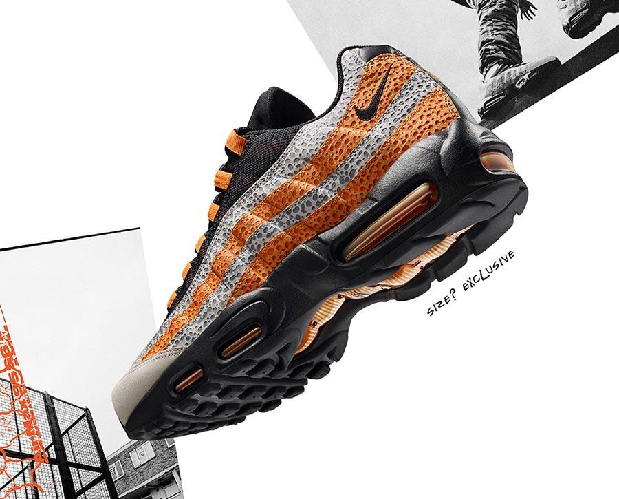 best loved c0d0f cf229 Nike Air Max 95 Safari - size Exclusive. Acheter