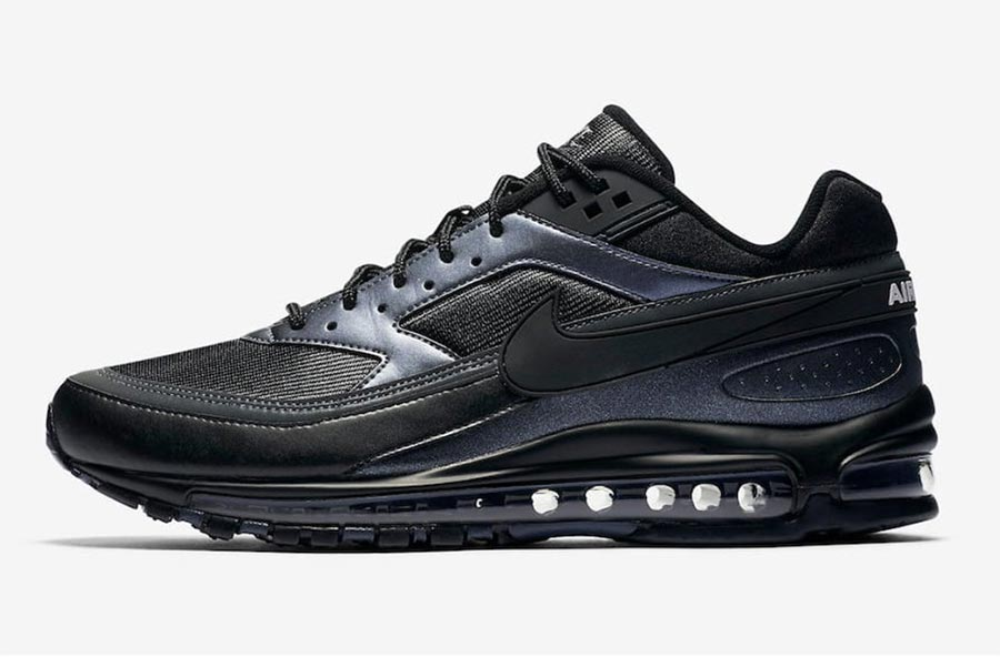 new concept best loved excellent quality Nike Air Max 97/BW Black Hematite