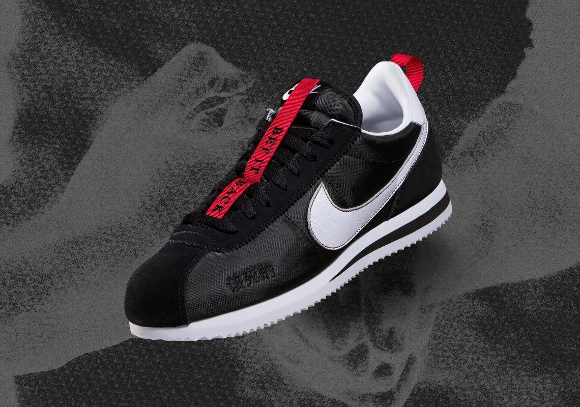 huge discount e6741 8905b Kendrick Lamar x Nike Cortez Kenny III