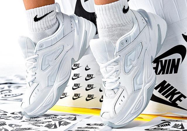 Nike M2K Tekno White Pure Platinum Le Site de la Sneaker