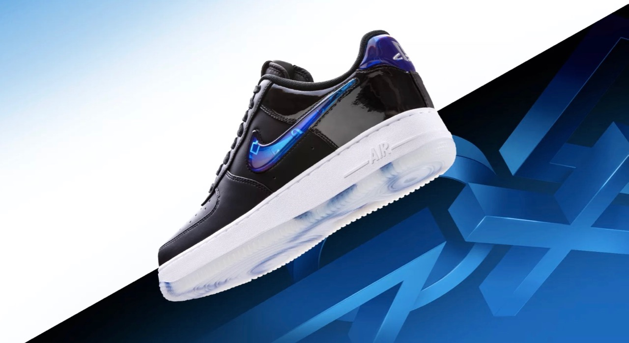 Playstation x Nike Air Force 1 Low 2018 - Le Site de la Sneaker de1f87db4