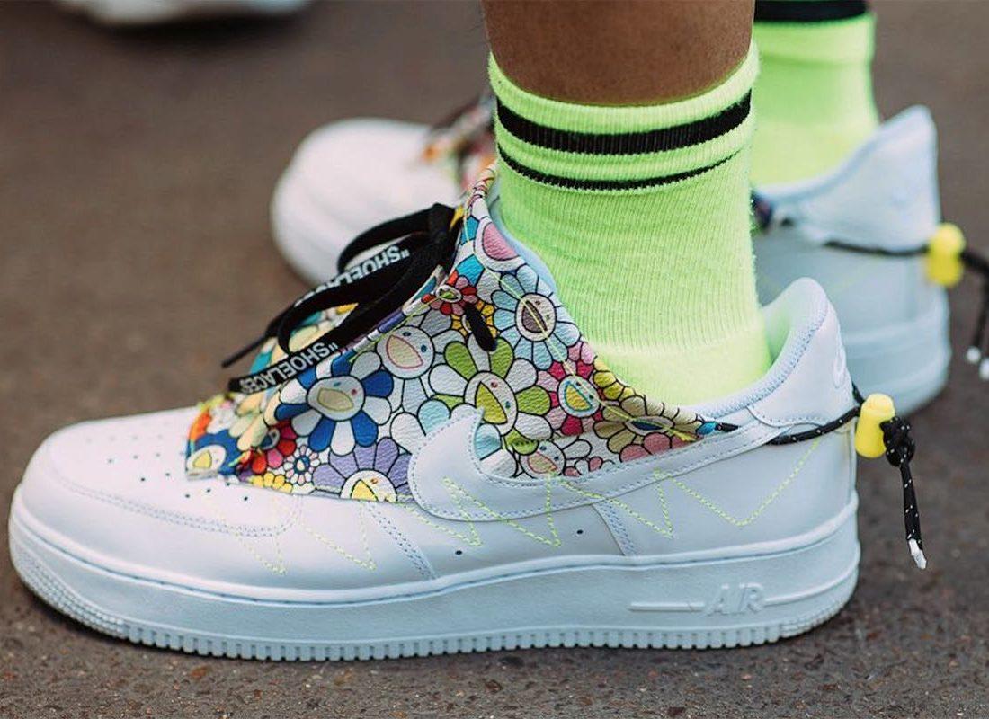 La Nike Force Flower Takashi Et Air Sa Murakami 1 Le Site De Power 2EIYHbeDW9