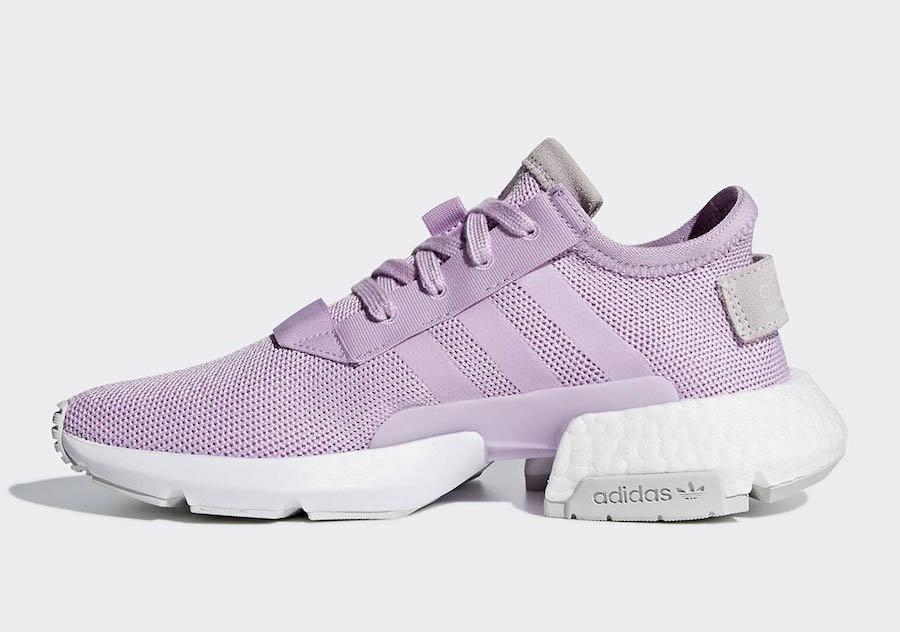 Adidas POD S3.1 Clear Lilac - Le Site de la Sneaker