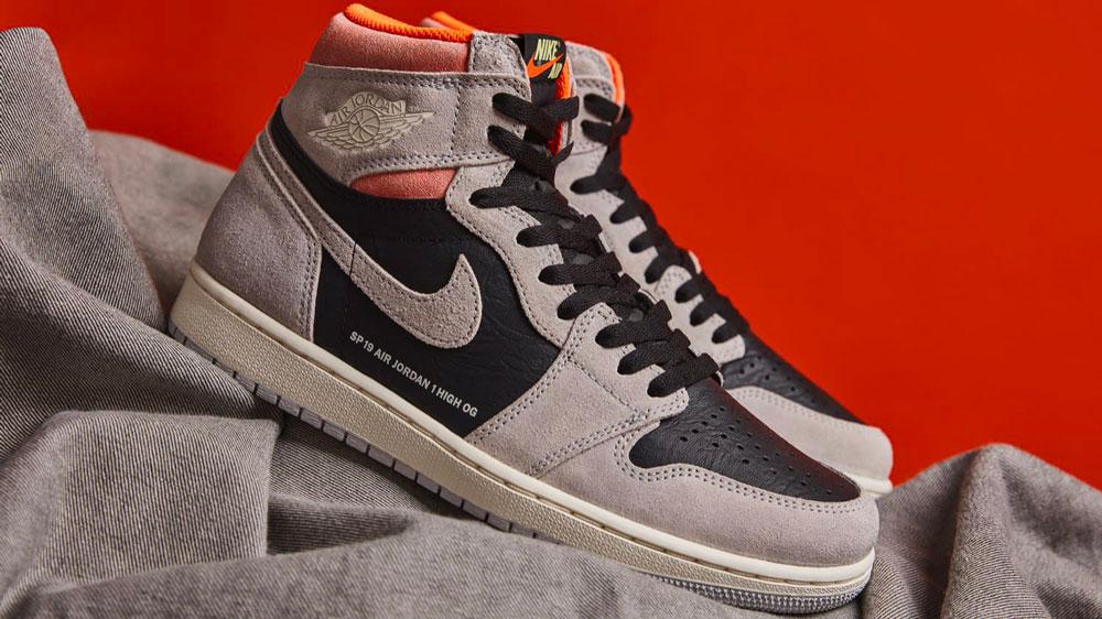 air jordan 1 orange black lesitedelasneaker