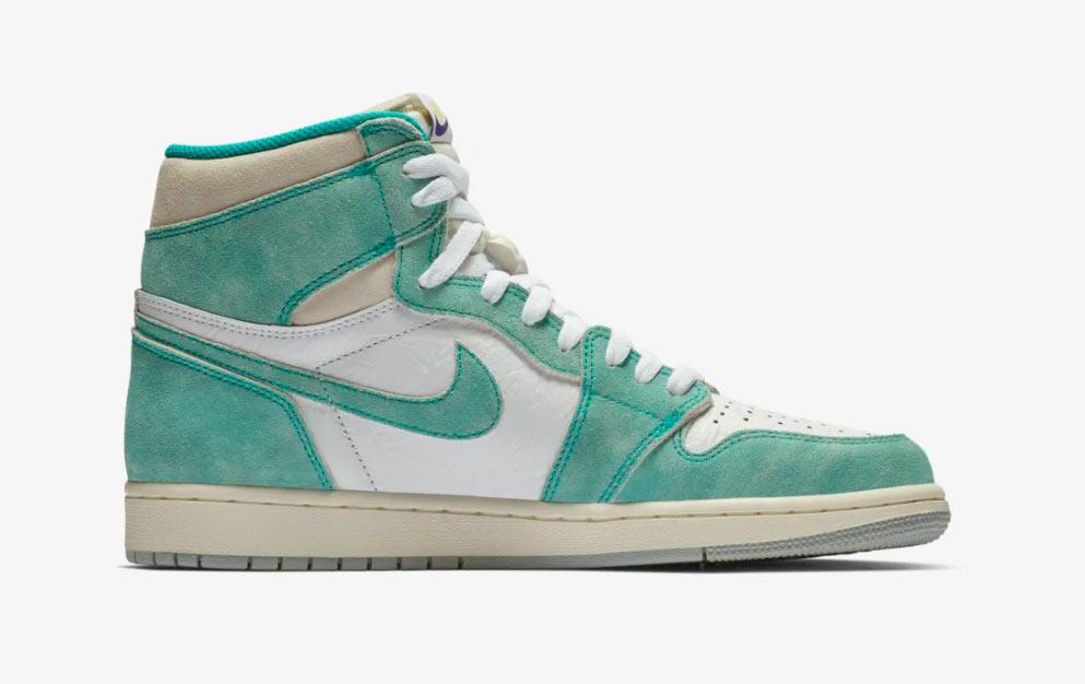 shades of cheap for discount super quality Air Jordan 1 Turbo Green