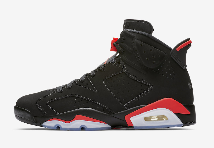 best website a5d87 46610 air-jordan-6-retro-og-black-infared-2019-
