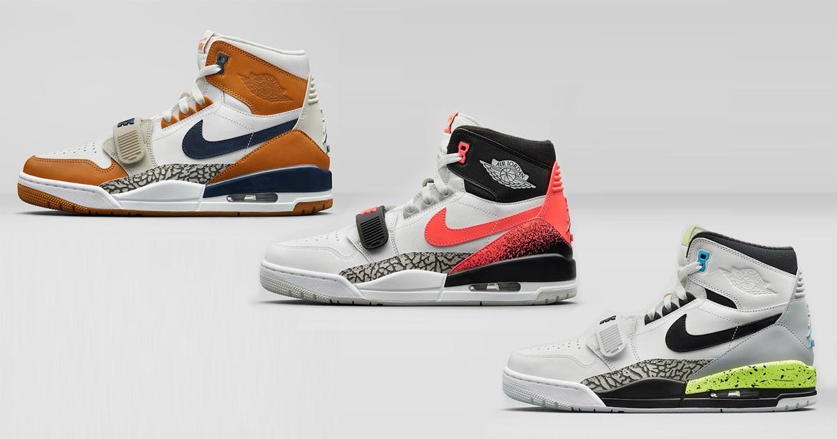 Jordan Legacy 312 de Nike Pack Le Site de 312 la Sneaker ec0667