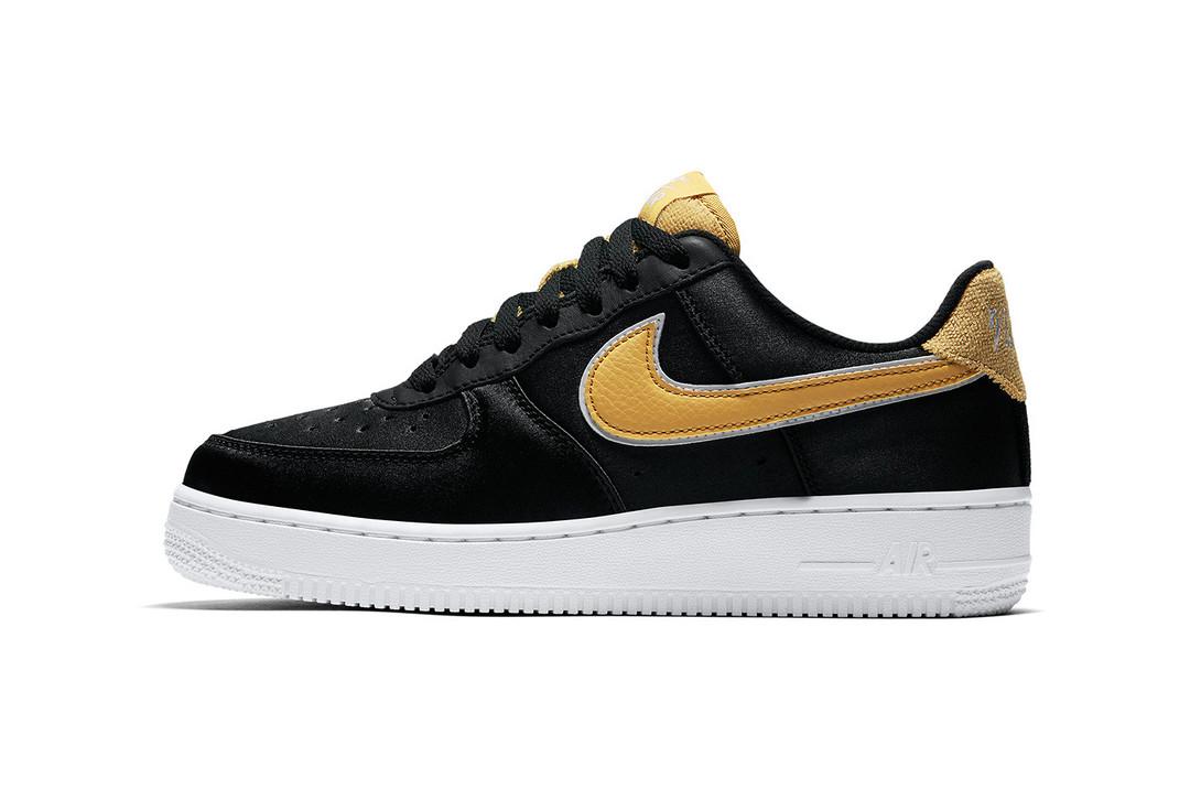 Black Force Air Satin 1 La PreviewNike Site Sneaker De Le Yellow N0wOnv8m
