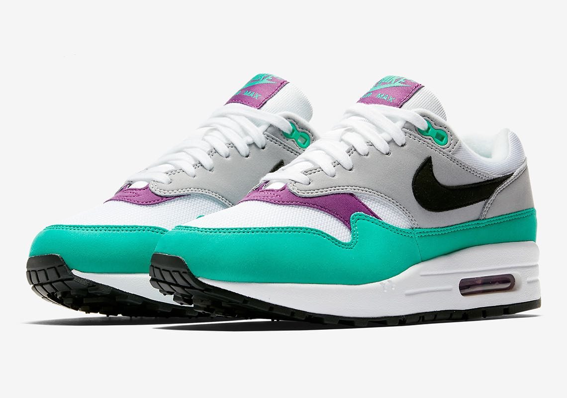 Preview: Nike Air Max 1 Clear Emerald