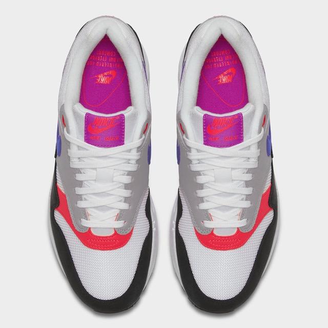 nike air max 1 pink flash