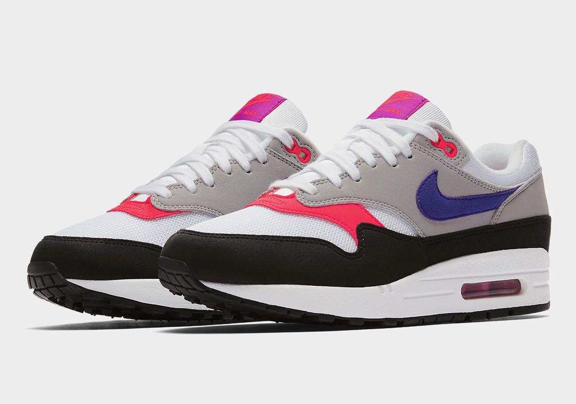 Preview: Nike Air Max 1 WMNS Pink Flash Le Site de la Sneaker