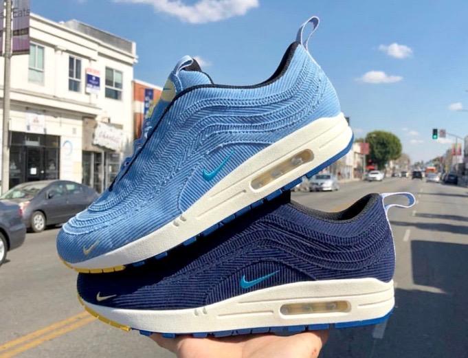 Le 197 Max De Site Pack Sw Nike La Sneaker Sample Air FYRqRwB