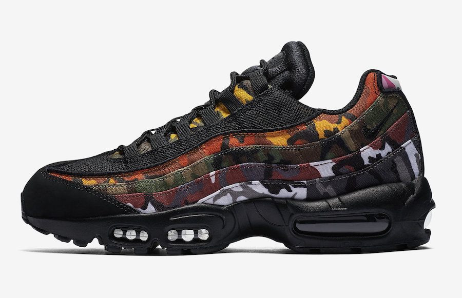 Nike Air Max 95 ERDL Party Pack
