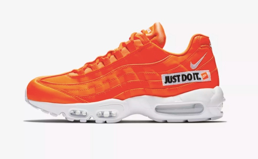 Nike Air Max 95 Just Do It Orange