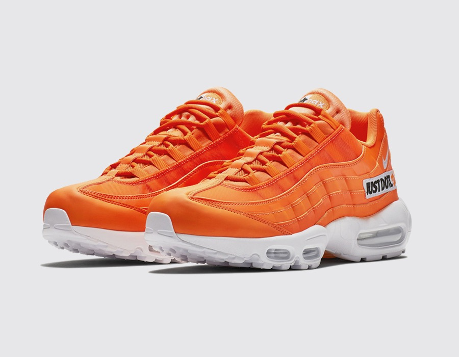 info for 467f6 fb2ed Nike Air Max 95 Just Do It Orange
