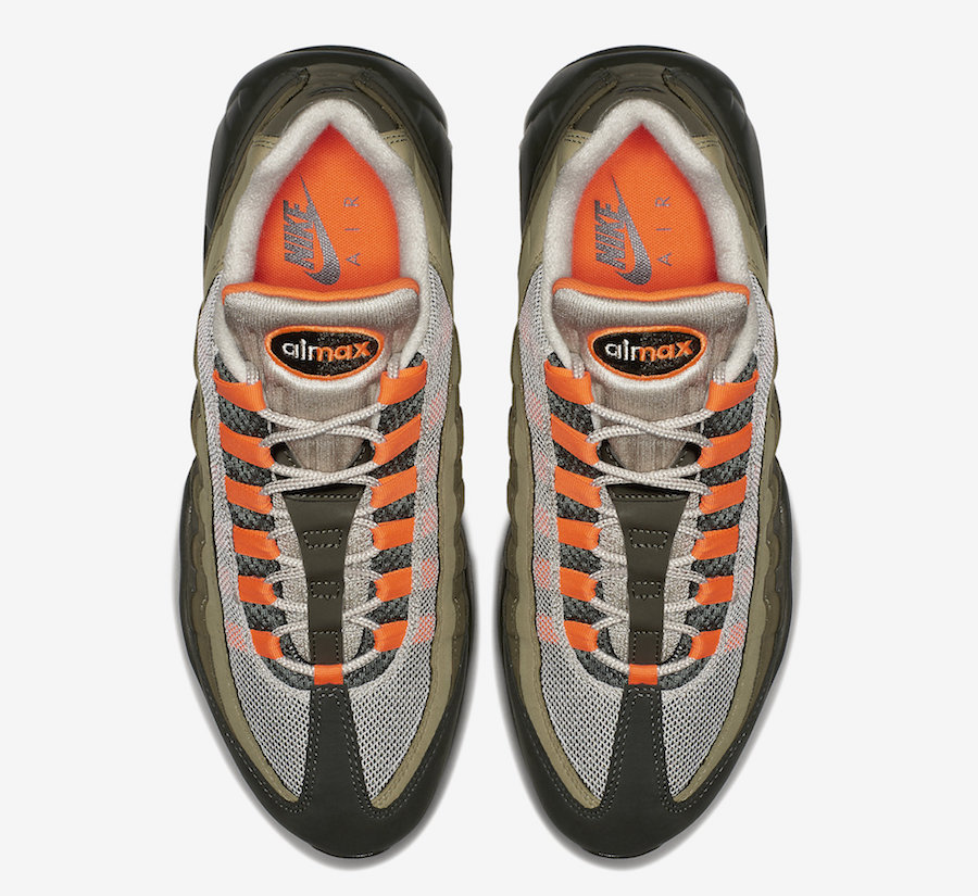 watch 34912 70dbf nike-air-max-95-neutral-olive-orange-002