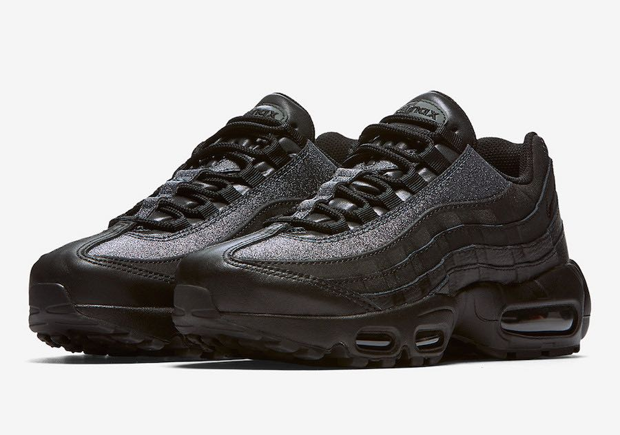 Preview: Nike Air Max 95 Premium Black Stealth Le Site de