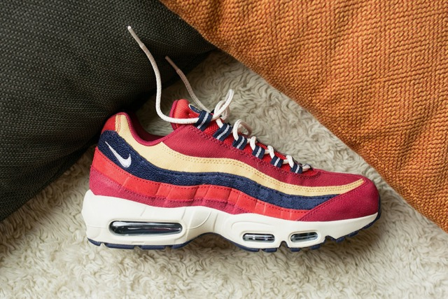 pas mal 0ab93 73976 Nike Air Max 95 PRM Red Crush - Le Site de la Sneaker