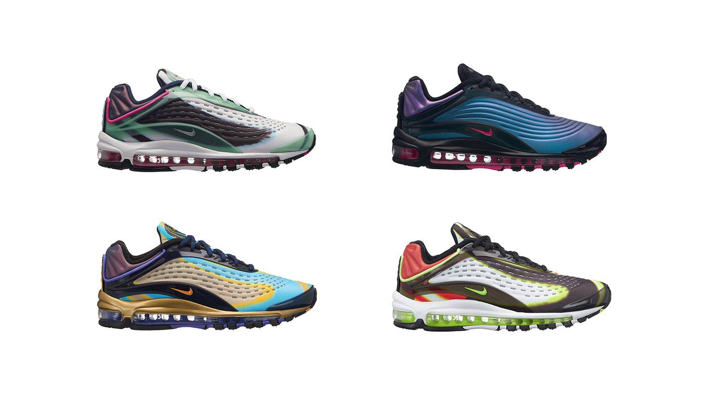 check out 73549 b6d83 Nike Air Max Deluxe: coloris à venir - Le Site de la Sneaker