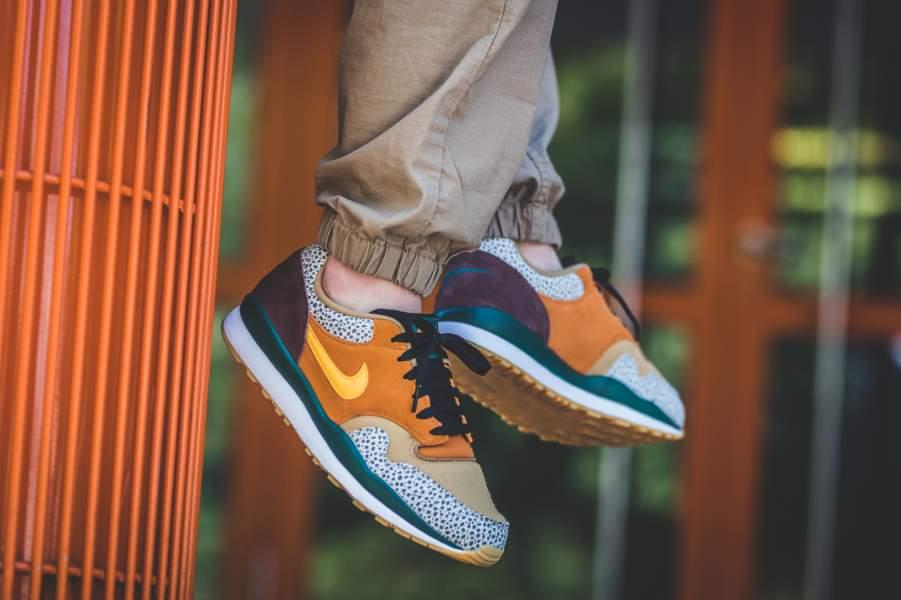 3972e48455a185 Nike Air Safari SE Atmos Monarch - Le Site de la Sneaker