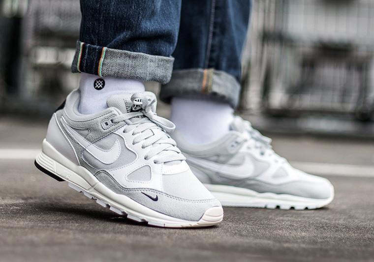 10f6761a9b2dc1 Nike Air Span II SE Pure Platinum - Le Site de la Sneaker
