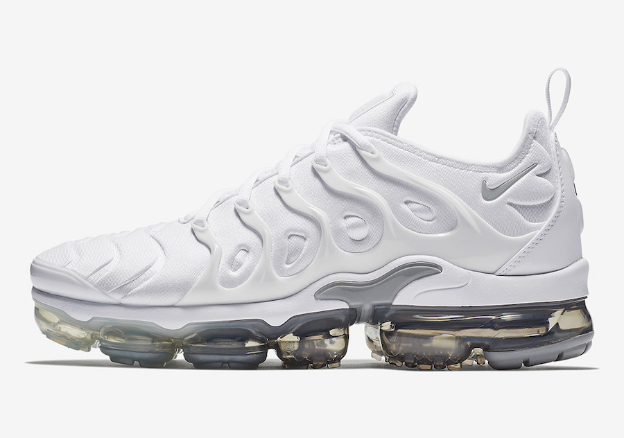 Nike Air VaporMax Plus Pure Platinum - Le Site de la Sneaker